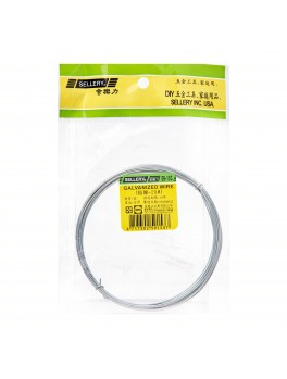 SELLERY 59-153 Galvanized Wire, Size: #20x835cm