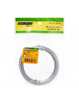 SELLERY 59-172 Aluminium Wire, Size: 1.5mmx35Ft