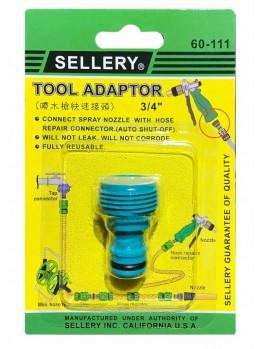 "SELLERY 60-111 Tool Adaptor 3/4"""