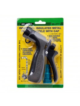 SELLERY 60-277 Industrial Insulated Metal Trigger Nozzle w/ Cap