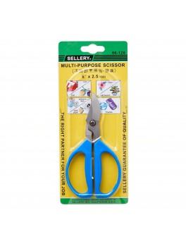 "SELLERY 66-126 Multi Purpose Scissors, 6""x2.5mm"