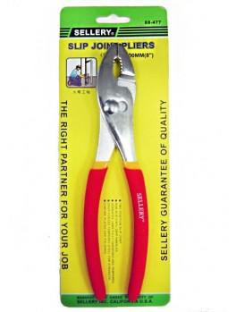 "SELLERY 88-477 Slip-Joint Pliers 8"""