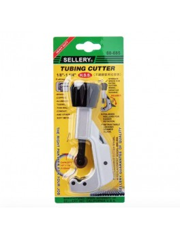 "SELLERY 88-885 Tubing Cutter, Cutting Capacity: 1/8"" - 1.1/4"""