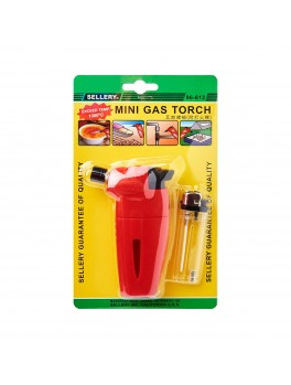 SELLERY 96-612 Mini Gas Torch with Disposable Lighter