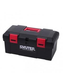"SHUTER TB-902 17.5"" Pro Tool Box w/Tray 445x240x206mm"
