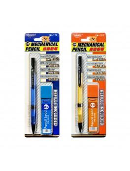 YAMAYO YM-173 2B  Mechanical Pencil + 2.0 Lead Refill