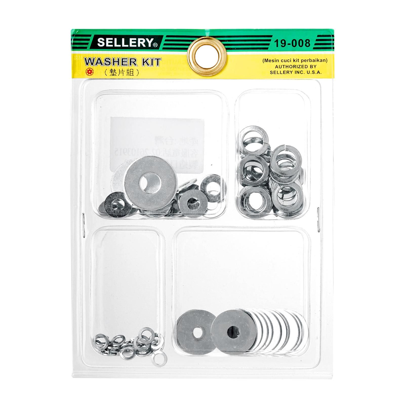 SELLERY 19-008 Washer Kit
